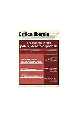 Critica Liberale 205-206/2012