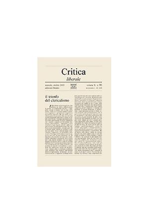 Critica Liberale 96/2003