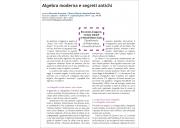 Algebra moderna e segreti antichi