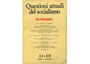 Questioni attuali del socialismo