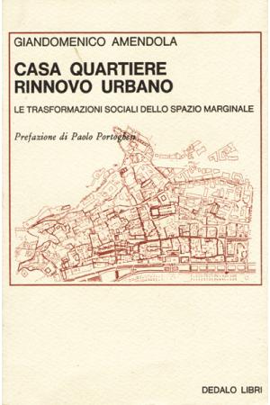 Casa, quartiere, rinnovo urbano