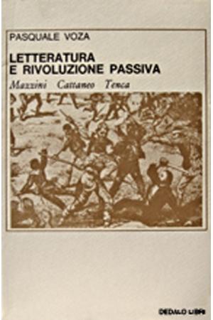 Letteratura e rivoluzione passiva