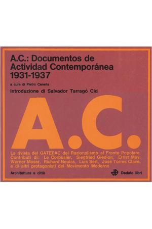 A.C. Documentos de Actividad Contemporanea