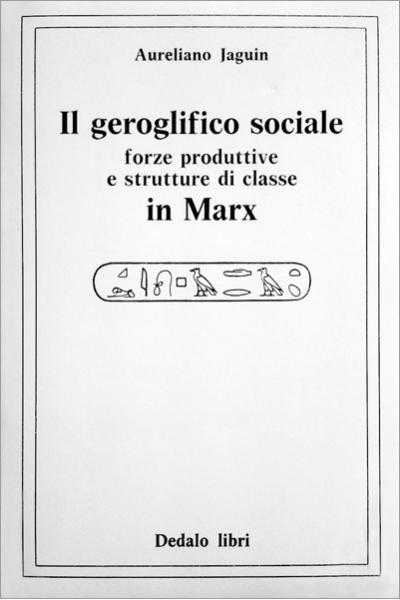 Il geroglifico sociale