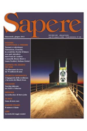 Sapere 3/2012