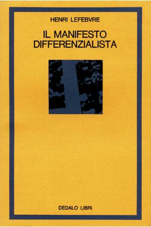 Il manifesto differenzialista