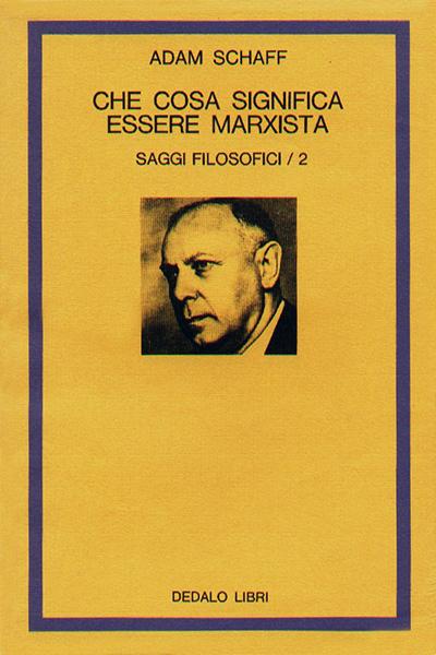 Che cosa significa essere marxista edizioni dedalo for Cosa significa matteo