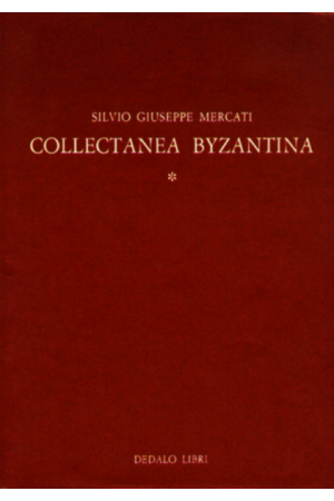 Collectanea Byzantina