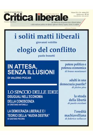 Critica Liberale 216/2013