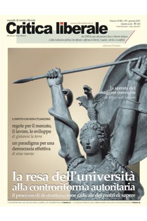 Critica Liberale 195/2012