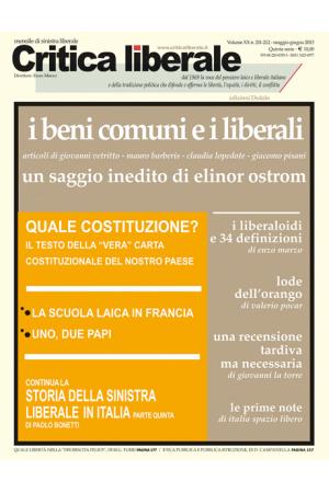Critica Liberale 211-212/2013