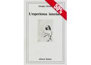 L'esperienza interiore (I ed.)