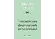 Quaderni di storia 86/2017