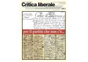 Critica Liberale 233-234/2017