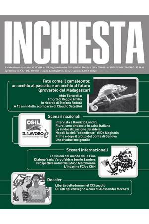 Inchiesta 201/2018