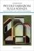 """Presentazione del libro """"Piccole variazioni sulla scienza"""""""