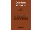 Quaderni di storia 37/1993