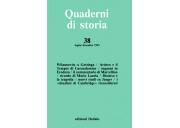 Quaderni di storia 38/1993