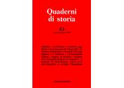 Quaderni di storia 53/2001