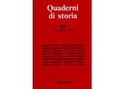 Quaderni di storia 59/2004