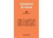 Quaderni di storia 60/2004