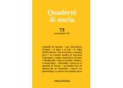Quaderni di storia 73/2011