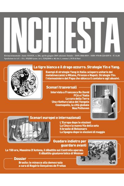 Inchiesta 204/2019