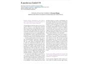 Il punto su Covid-19