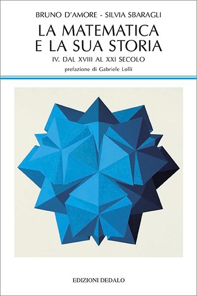 La matematica e la sua storia - vol. 4