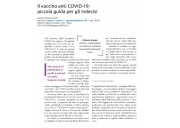 Il vaccino anti COVID-19: piccola guida per gli indecisi