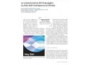 La comprensione del linguaggio: la sfida dell'intelligenza artificiale