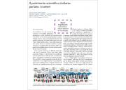 Il patrimonio scientifico italiano: parlano i numeri di Mauro Degli Esposti