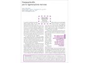 Nanoparticelle per la rigenerazione nervosa