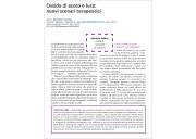 Ossido di azoto e luce: nuovi scenari terapeutici