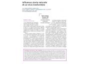 Influenza: storia naturale di un virus trasformista