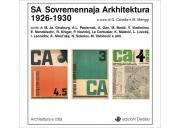 SA Sovremennaja Arkhitektura 1926-1930