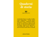 Quaderni di storia 80/2014