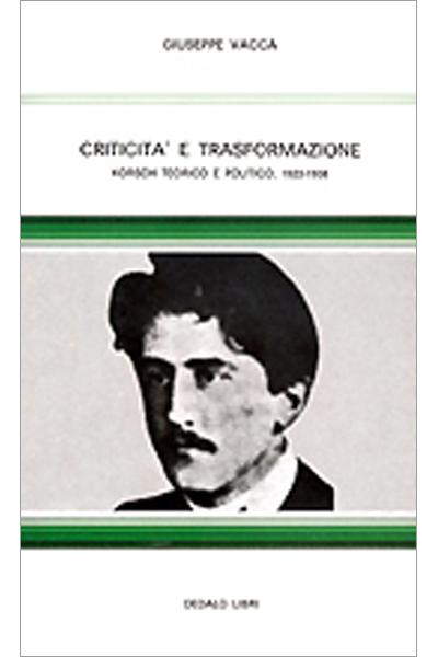 Criticità e trasformazione