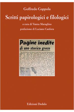 Scritti papirologici e filologici