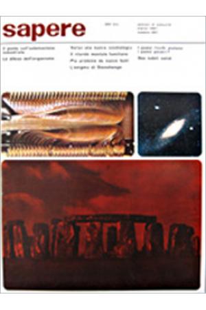 Sapere 687/1967