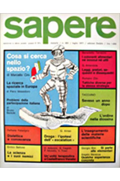 Sapere 802/1977