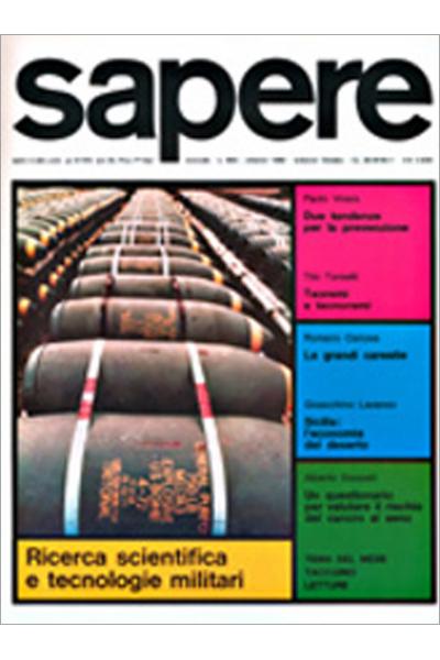 Sapere 850/1982