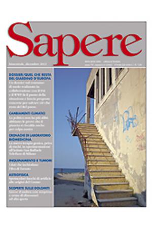 Sapere 6/2012