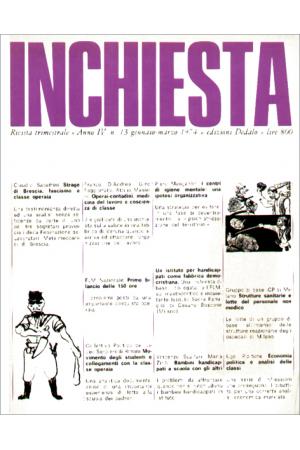 Inchiesta 13/1974