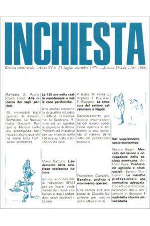 Inchiesta 23/1976