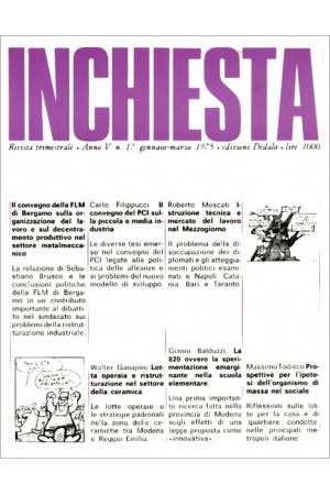 Inchiesta 17/1975