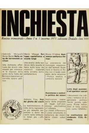 Inchiesta 1/1971