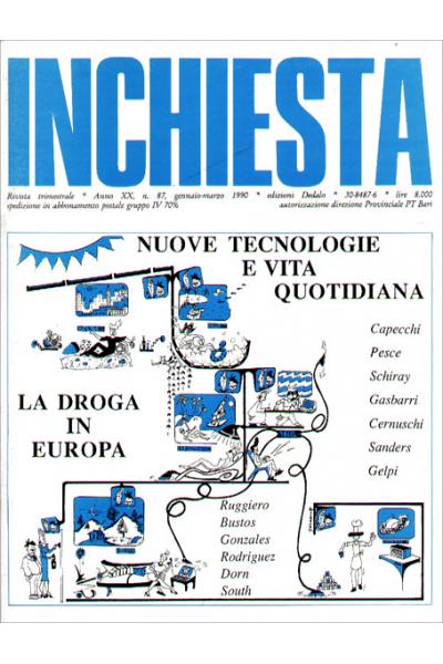 Inchiesta 87/1990