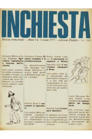 Inchiesta 3/1971