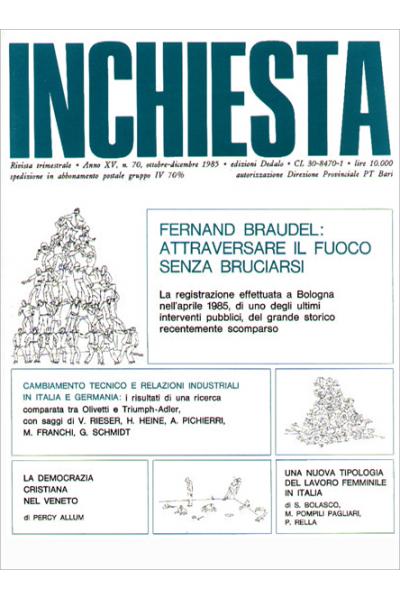 Inchiesta 70/1985